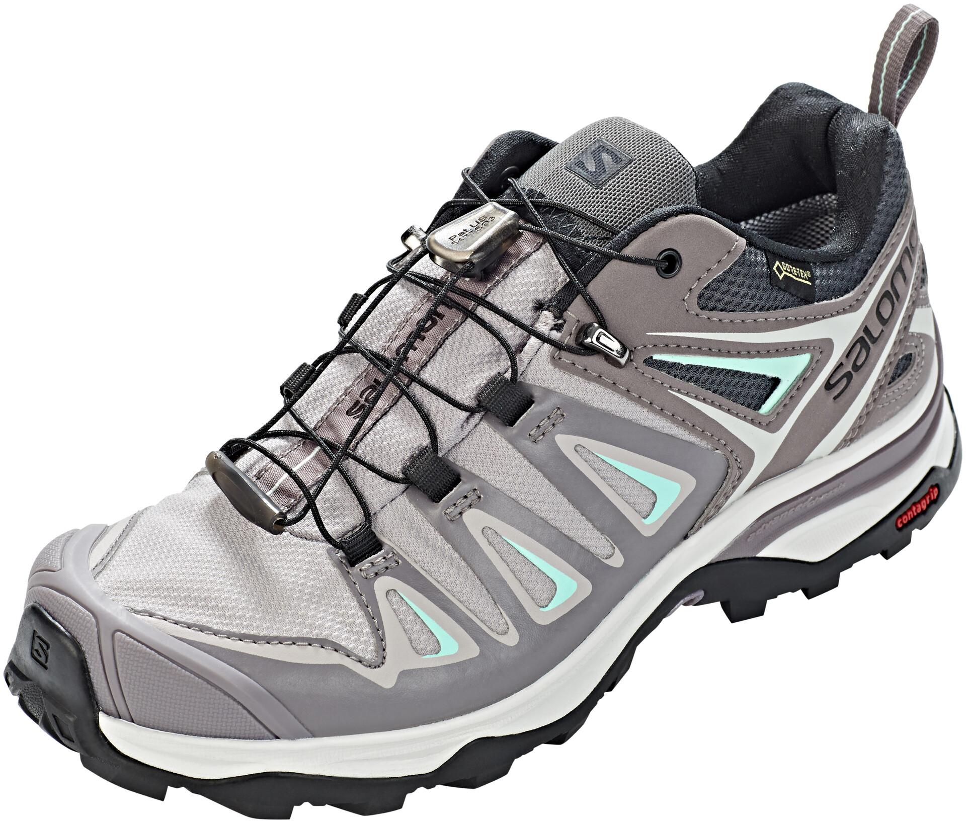 Scarpe Tex 3 Hiking Gore 398691 Ultra Mid Donna Gtx Salomon X 9WEDIYH2